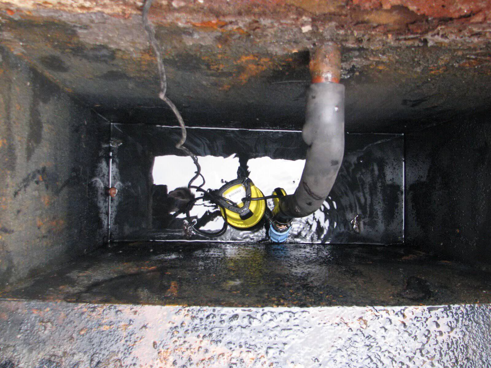 канализация очистка
